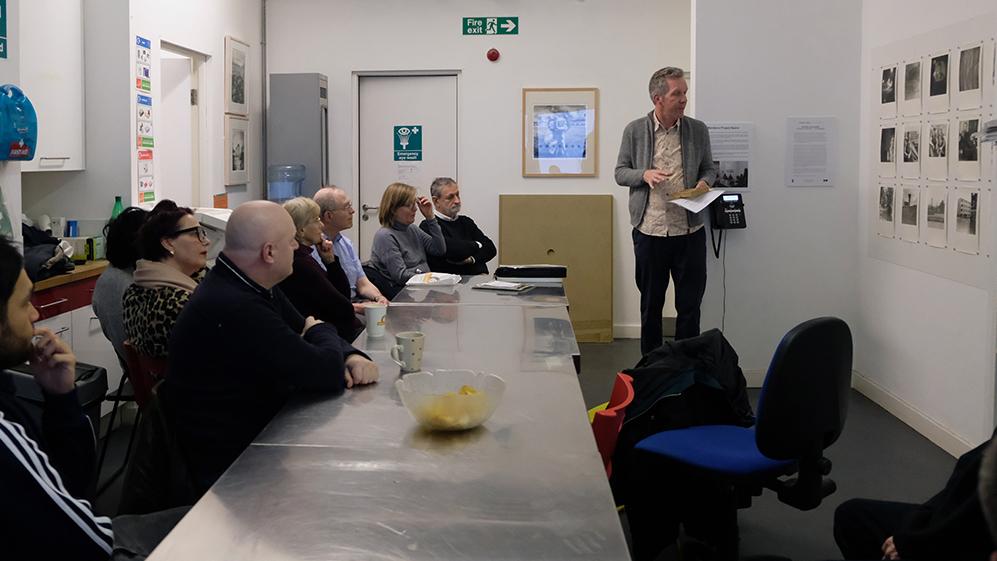 SLP Members Space: Richard Callender