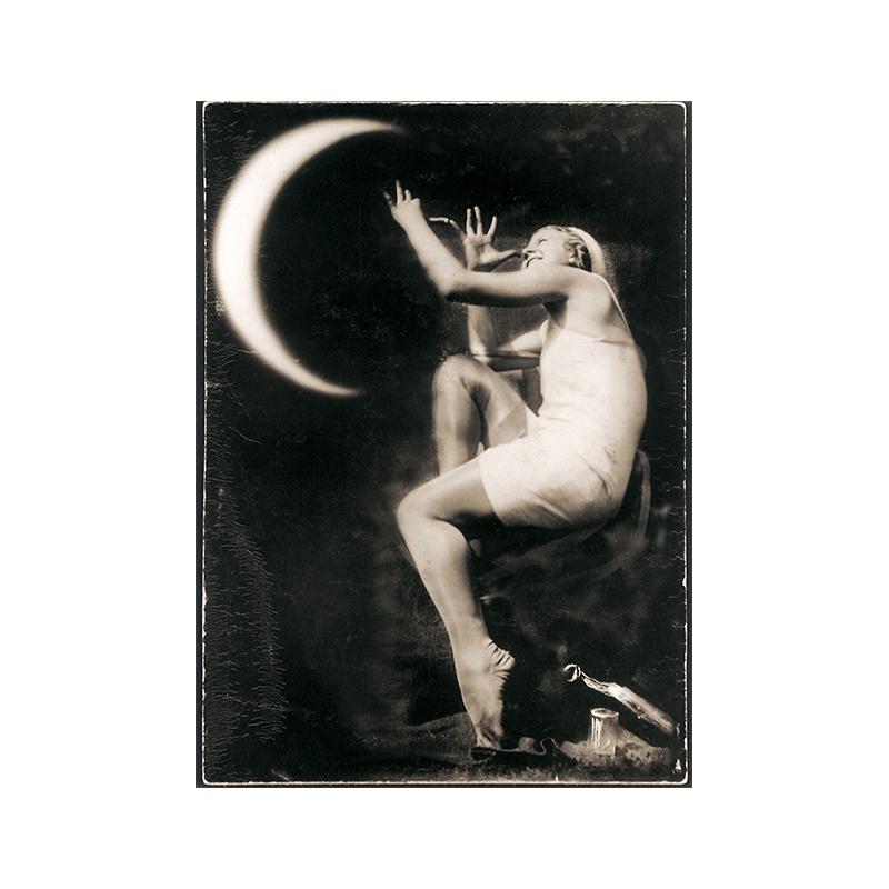 Image of Nosis M'Nuliui 1/ Challenging the Moon  by Domicele Tarabildiene