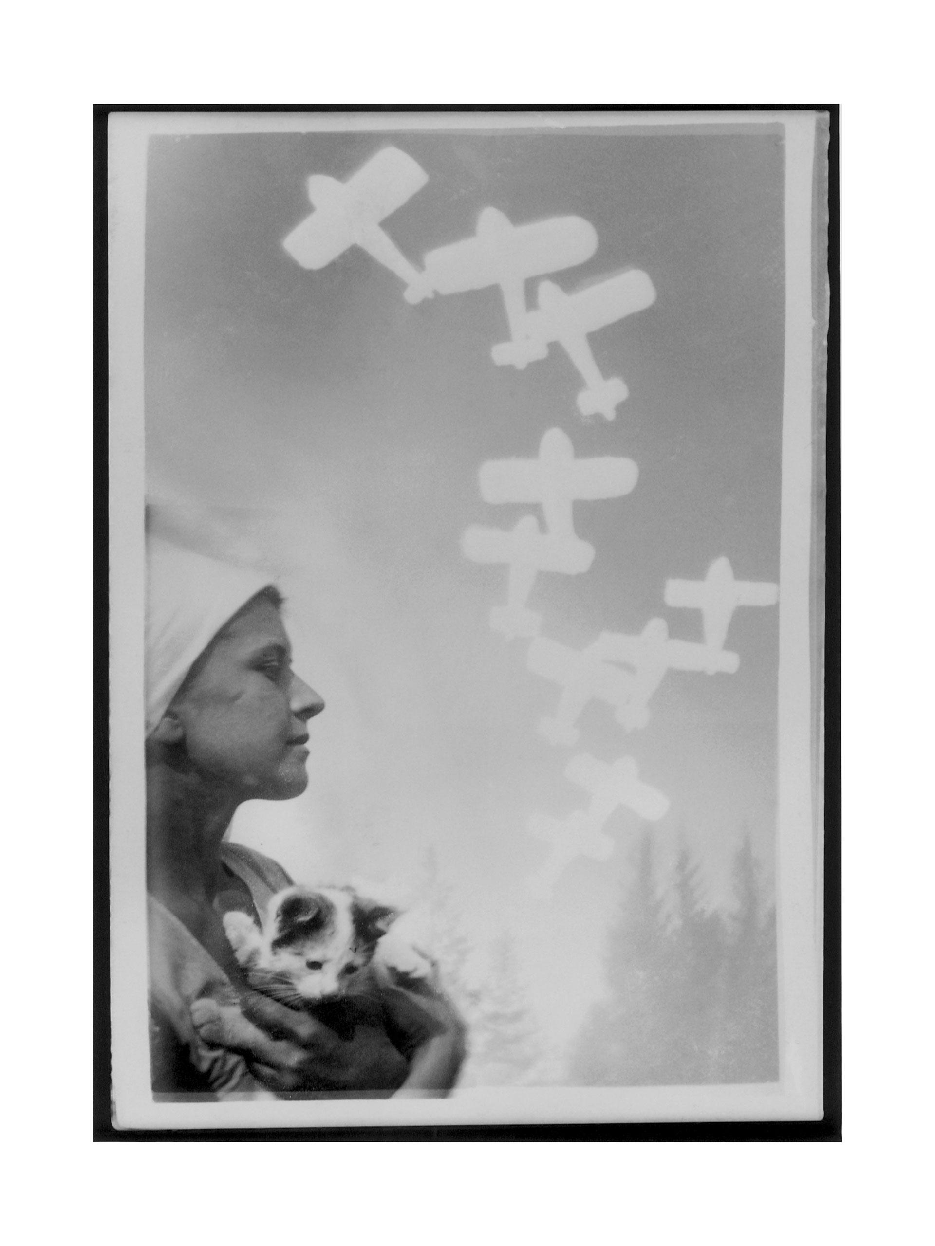 Image of Fotografika - Lektuveliai/ Photographics - Little Planes by Domicele Tarabildiene