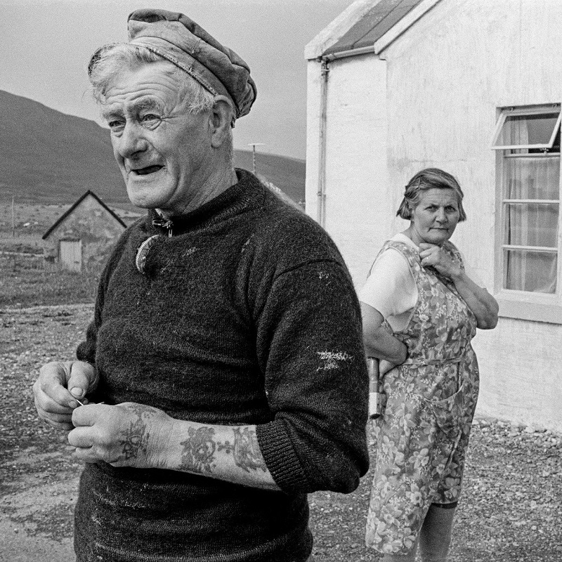 Image of Couple, Mainland by Tom Kidd