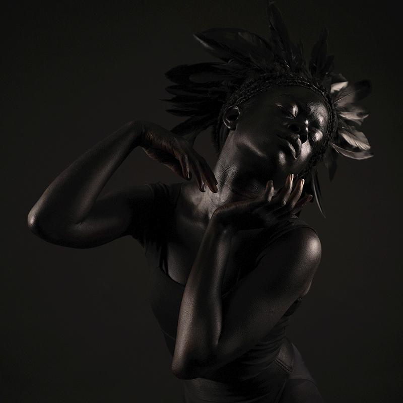 Image of Nyama Yake (The Black Aspect) by Sekai Machache
